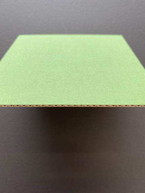 グリーン段1.5mm 断面