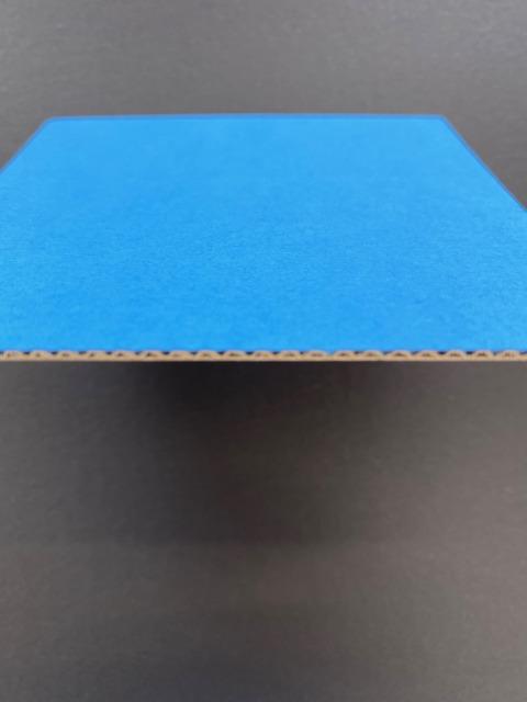 ブルー段1.5mm 断面