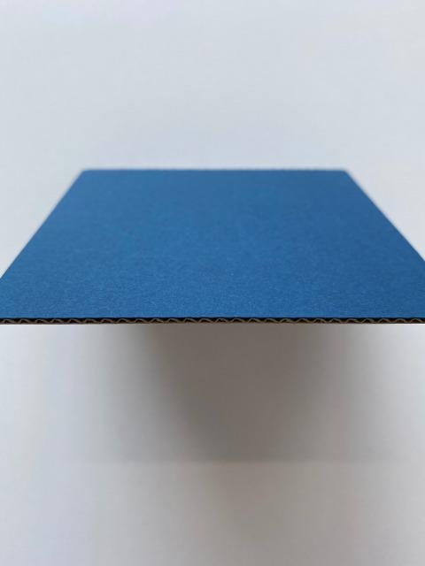 紺段1.5mm 断面