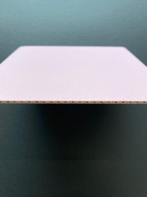 ピンク段1.5mm 断面
